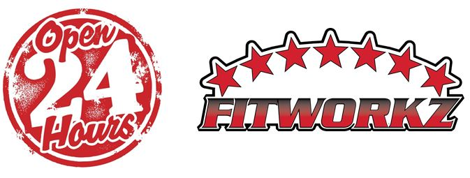 Fitworkz 24 Hour Gym DeKalb/Sycamore Logo